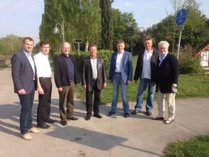 CDU-Kreistagskandidaten in Muggensturm