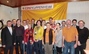 CDU Nominierung